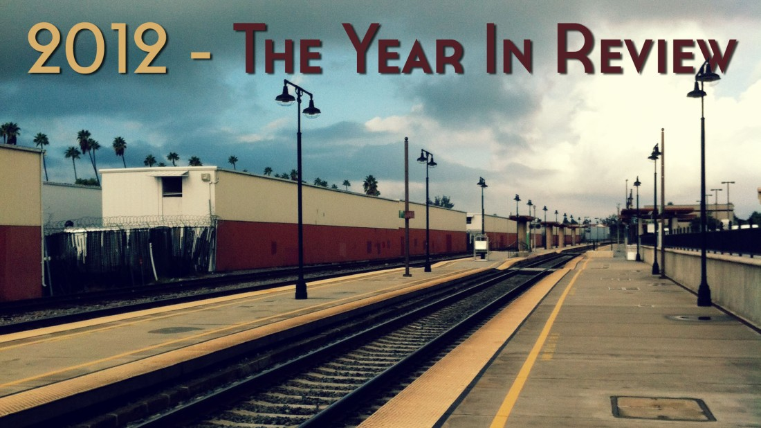 2012 - The Year in Review