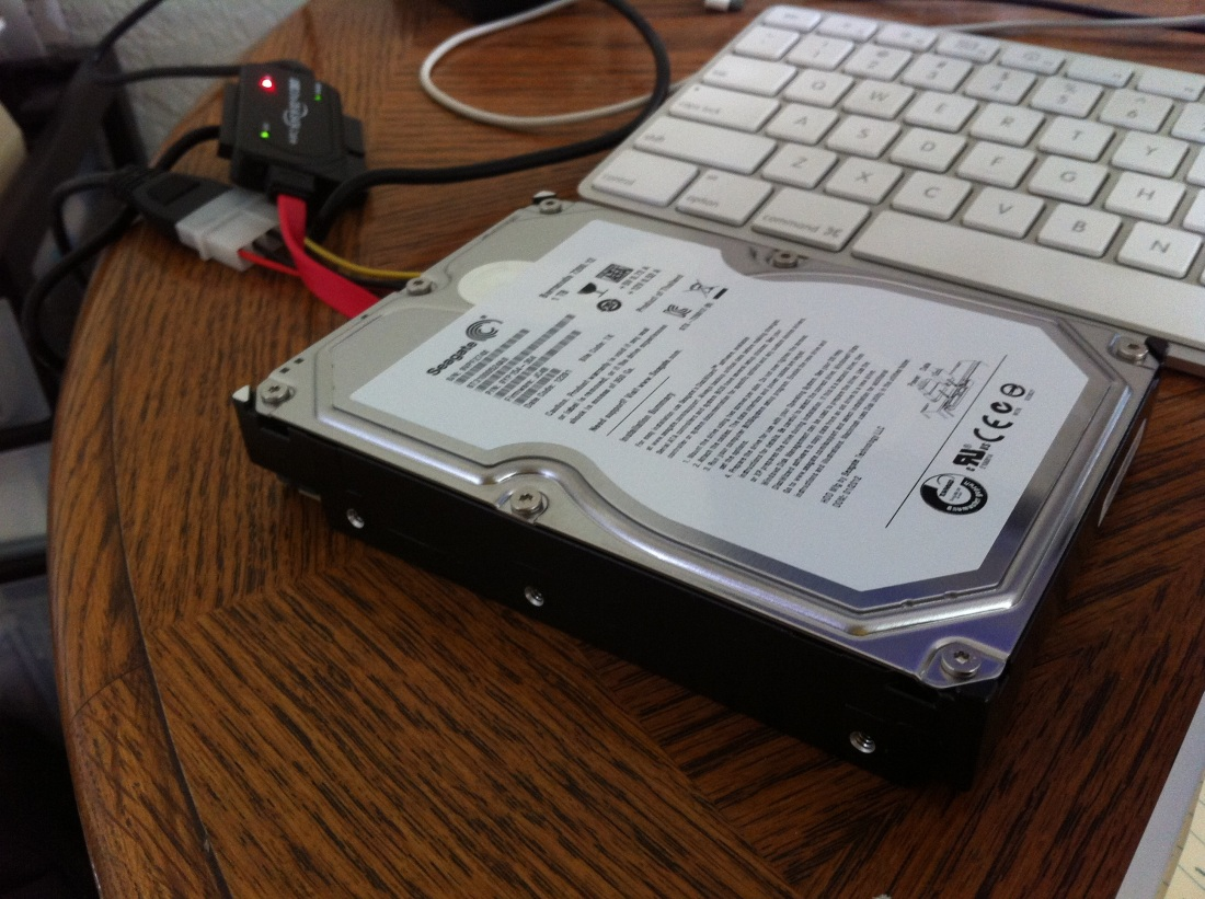 Hard Disk Recover