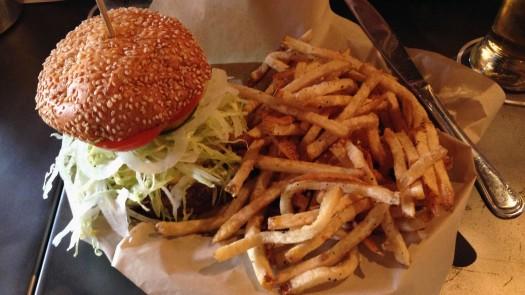 Hubcap Burger