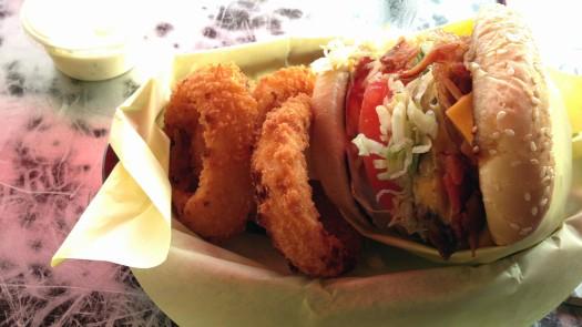 Hodad's Bacon Cheeseburger