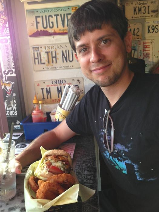 Happy Burger to Me