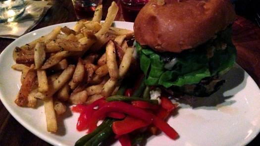 Sea & Smoke - Niman Ranch Grass-Fed Burger