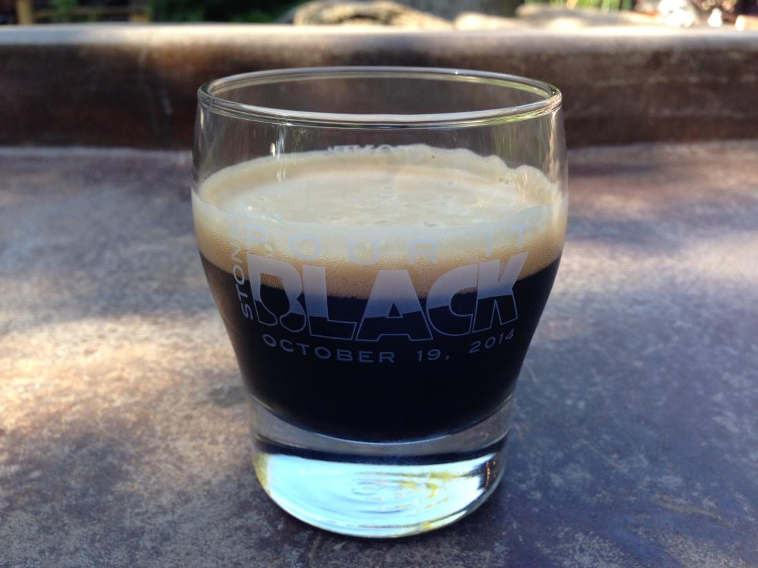 Pour it Black