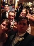 Wedding Party Selfie