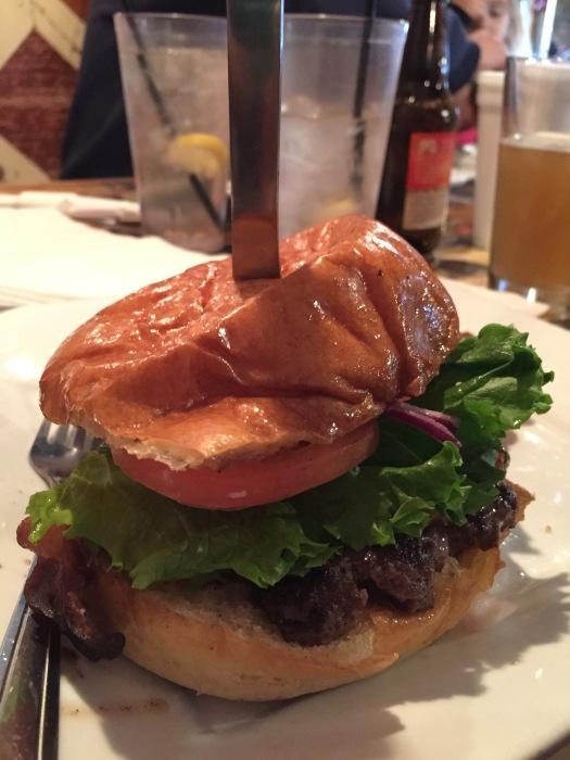 Razor Burger