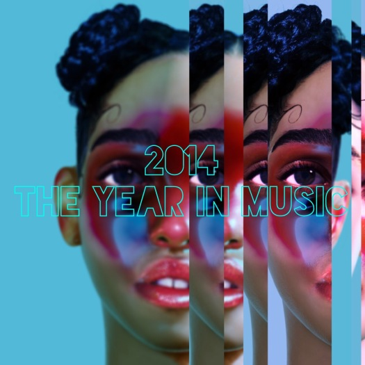 2014 ~ The Year in Music