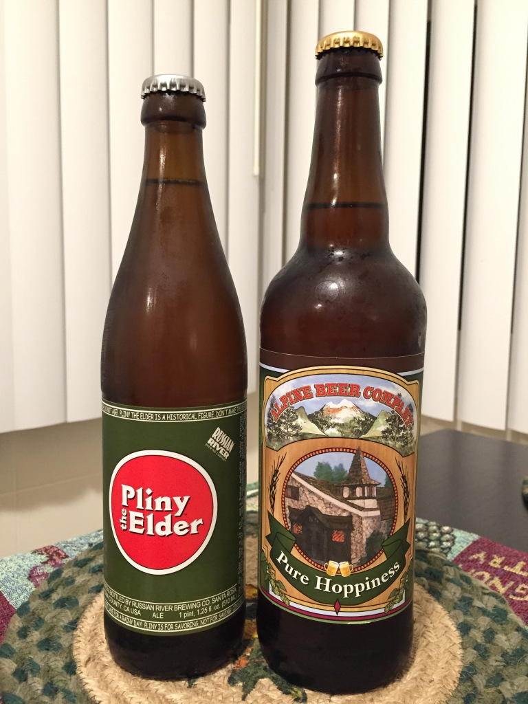 Pliny & Pure Hoppiness