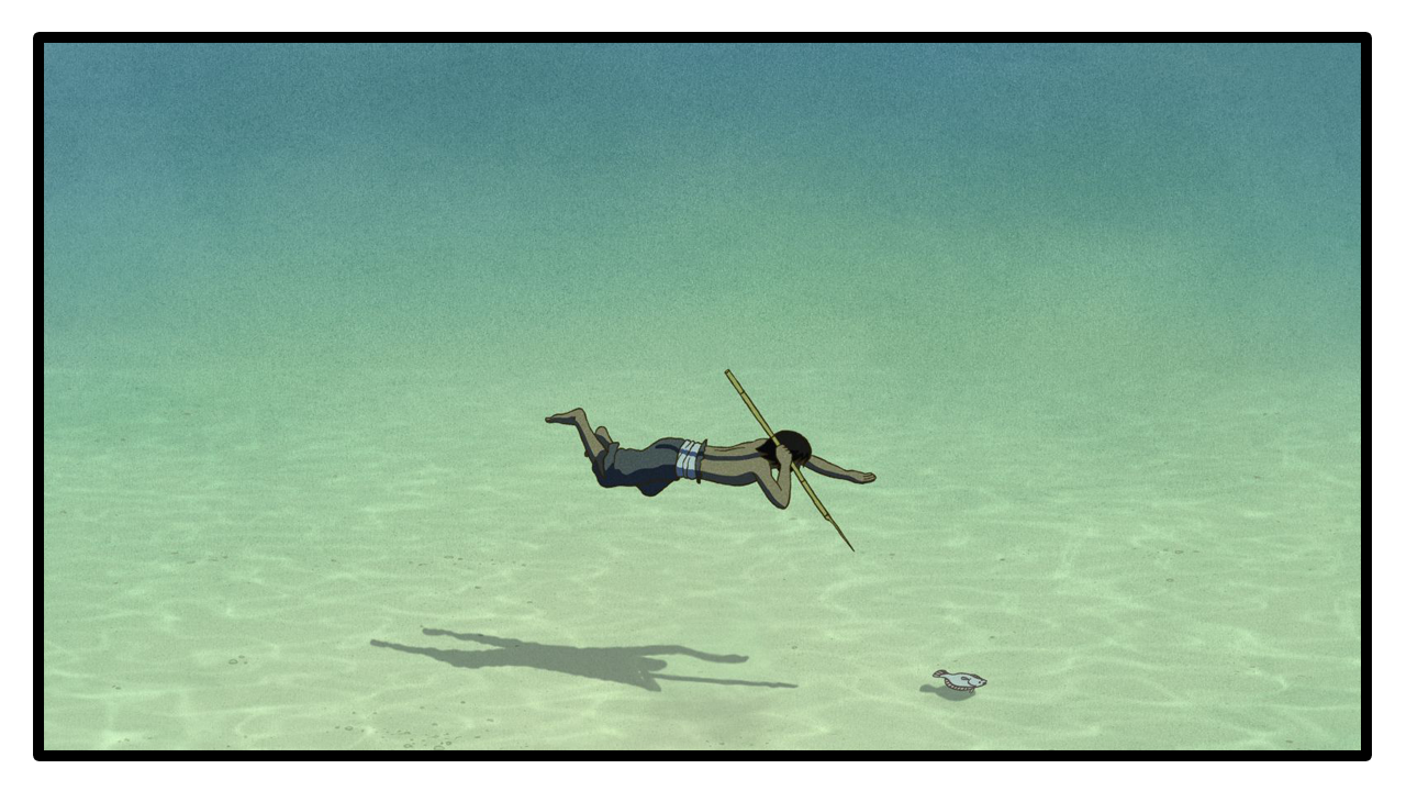11 The Red Turtle