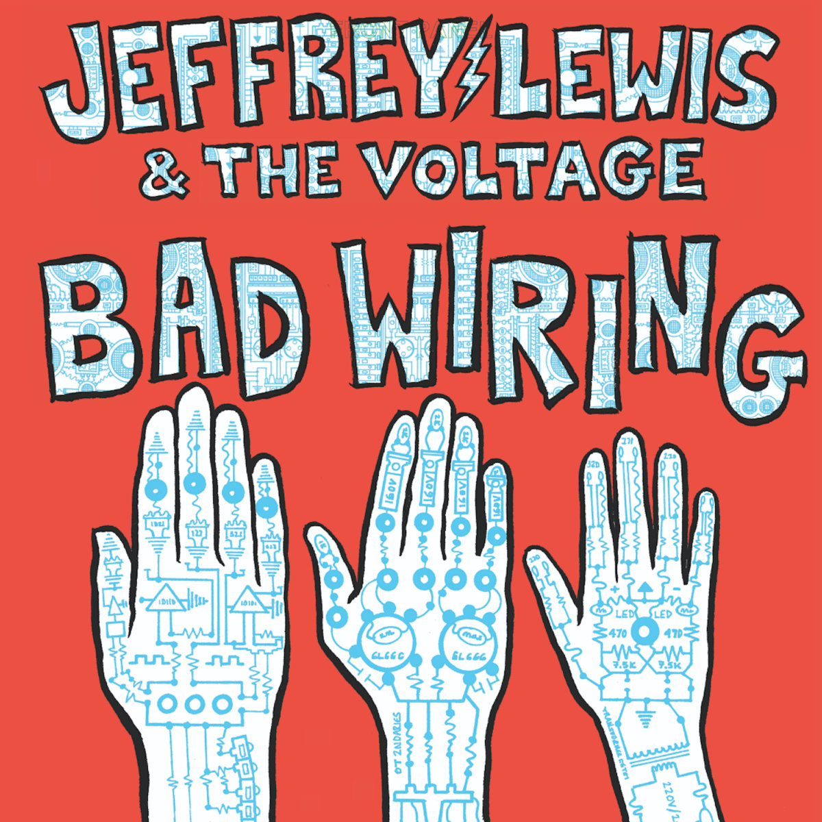 1 Jeffrey Lewis