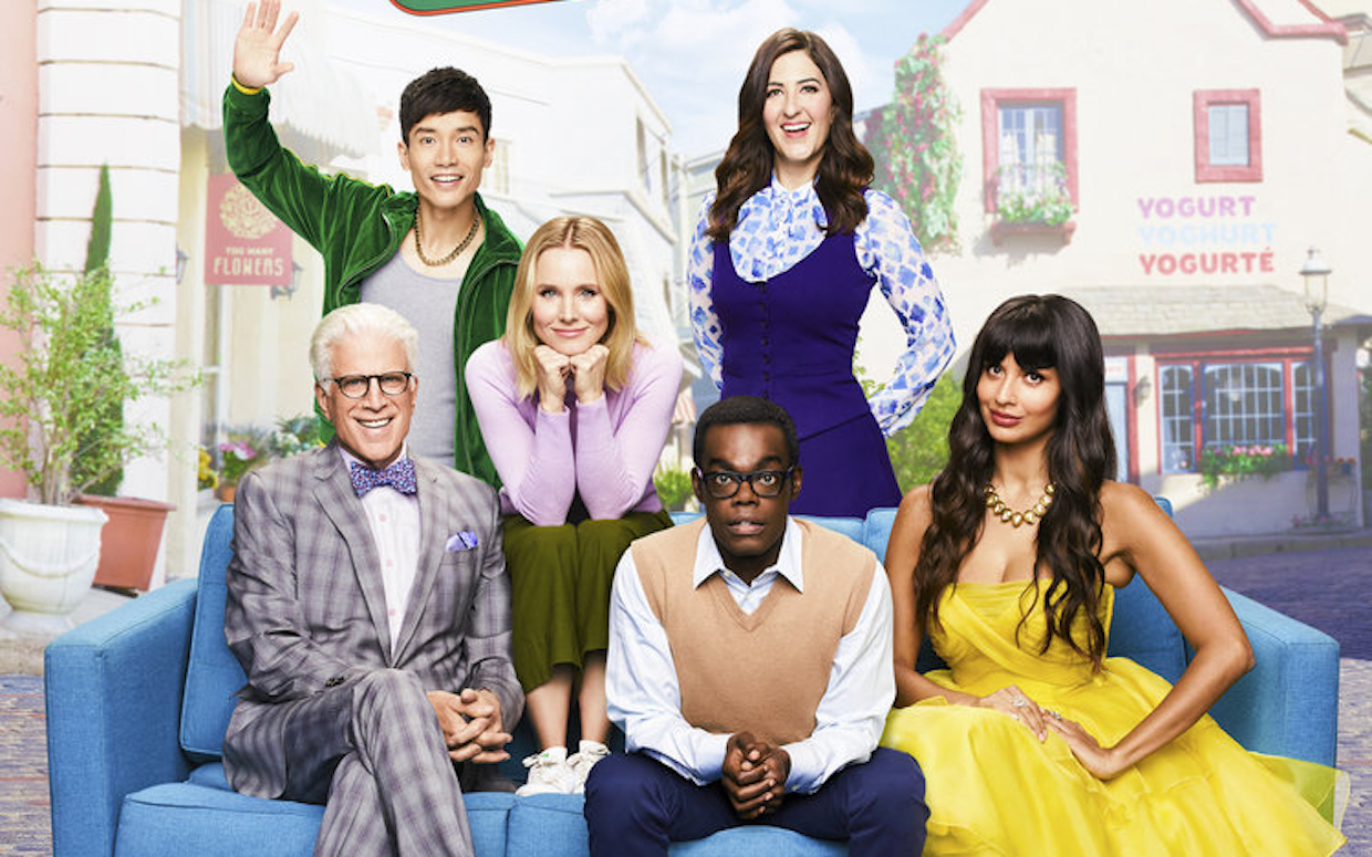 2 The Good Place